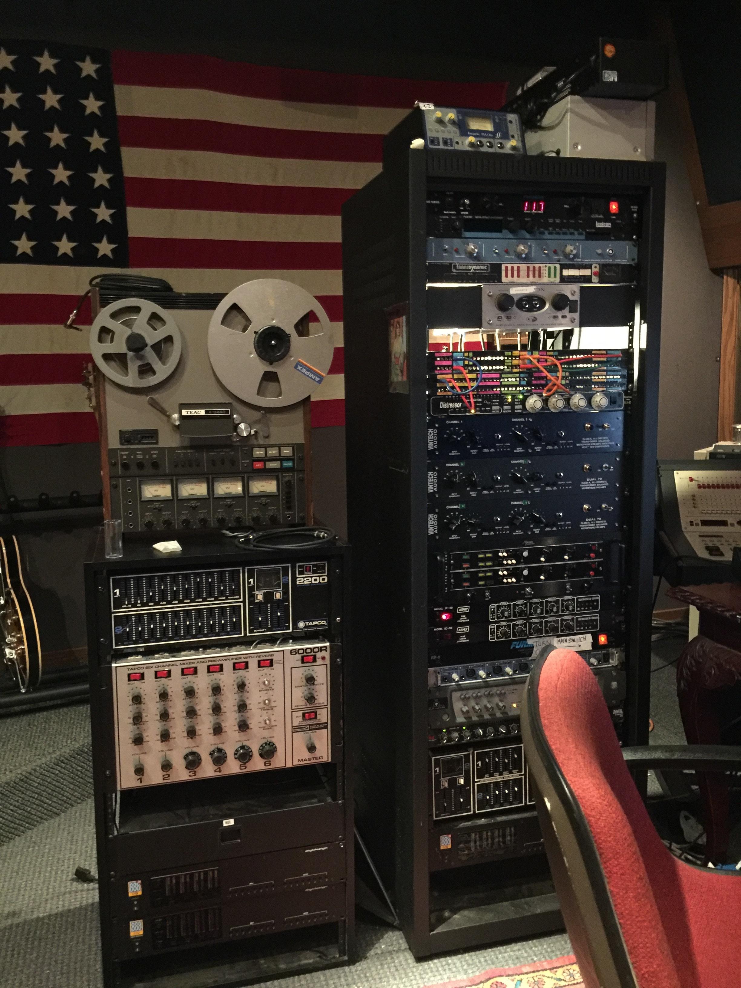 Lunar Manor Studios. More to come!