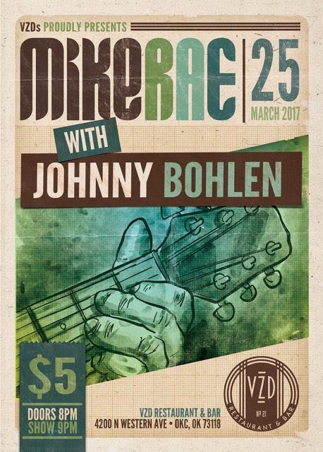 Johnny Bohlen is fantastic. Check him out!
