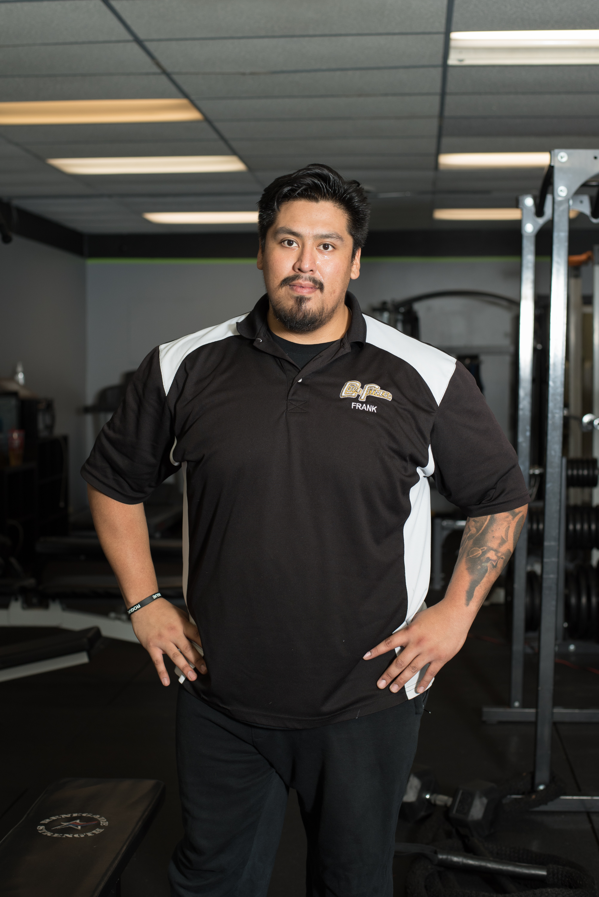 Frank May: Co Owner and Personal Trainer at Core Fitness Dallas