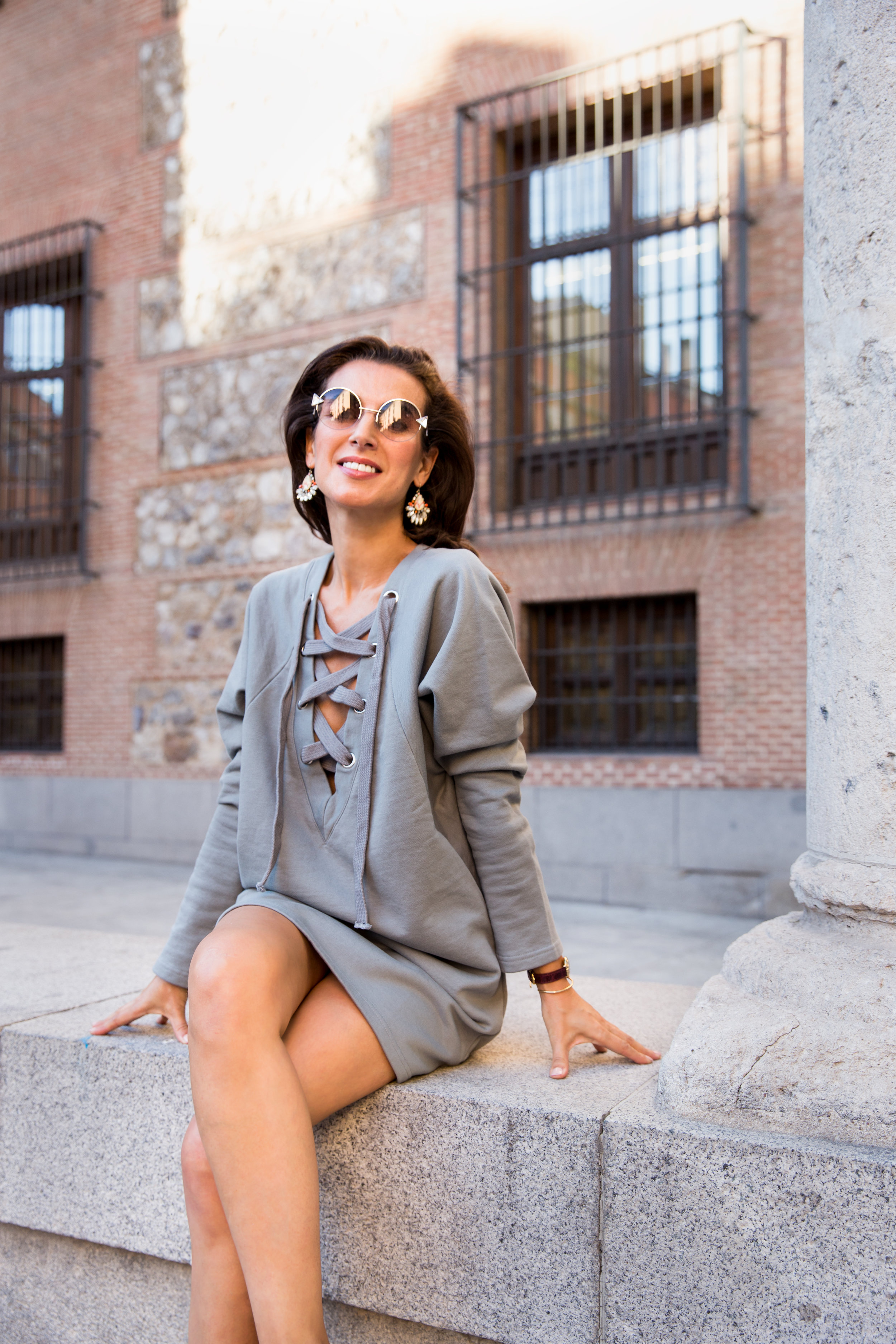 FEELING COZY AND CHIC - OCTOBER 31, 2017Hello Madrid! Since last March I dint´t come here and it feels so good to enjoy the city and catch up with favorite friends!... - read more