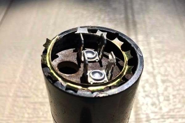 Blown Garage Door Opener Starting Capacitor