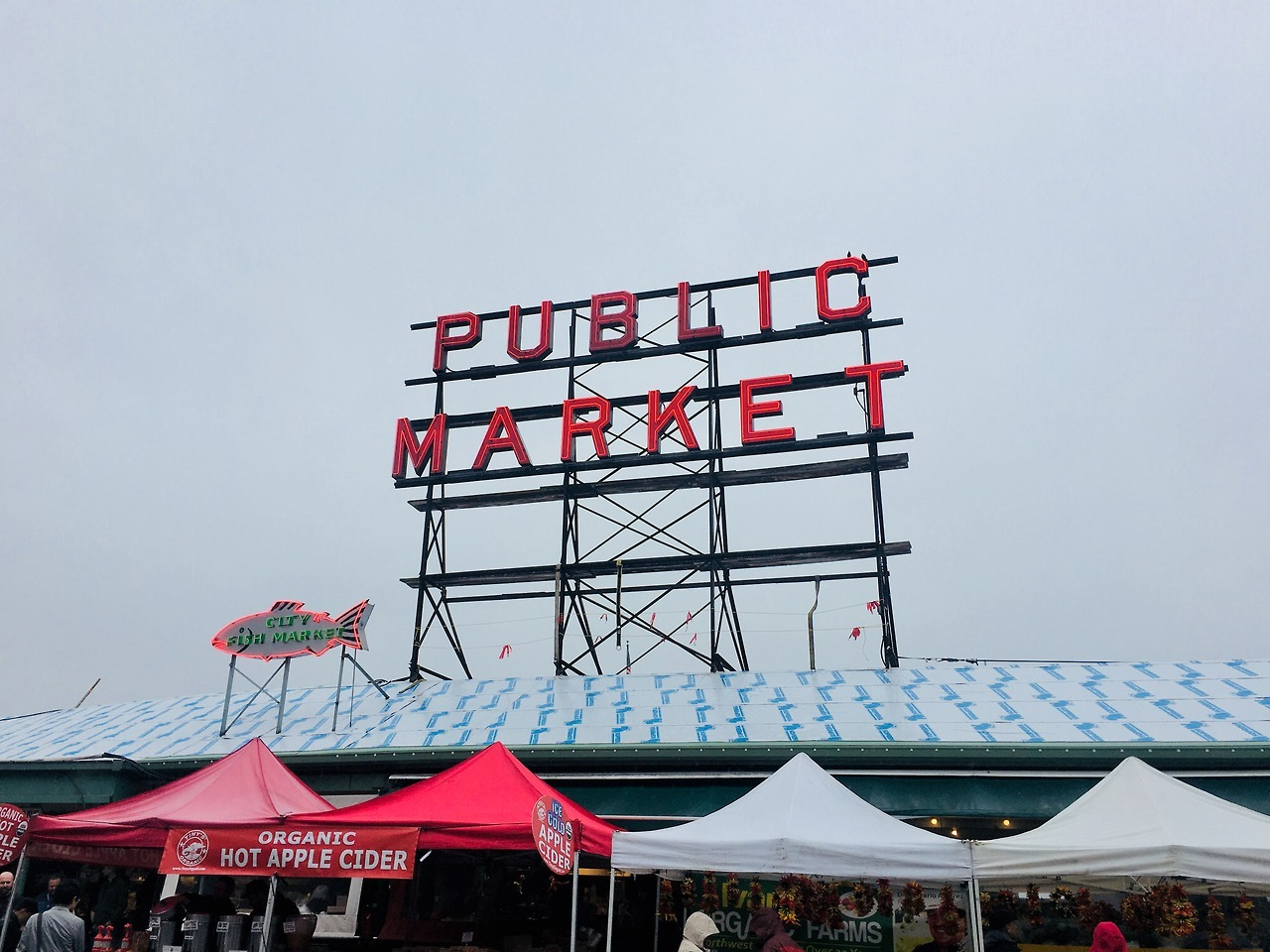 The first building, the Main Arcade, of Pike Place Market in Seattle opened today in 1907, 110 years ago!  We love sending travelers to the Pacific Northwest for the beautiful cities, lush landscapes + fascinating history!  Sign up today and redefine how you travel the country:   http://bit.ly/PikePlace_2017