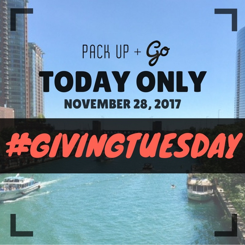 Thanksgiving is over, Black Friday has passed, and hopefully, you are settling back into life after the holiday.  Pack Up + Go would like to remind you that a portionof the proceeds from all sales today, booked trips and gift cards, will be donated to The Trust for Public Land.  Book today to help protect our parks for all citizens + travelers: http://bit.ly/Giving_Tuesday2K17