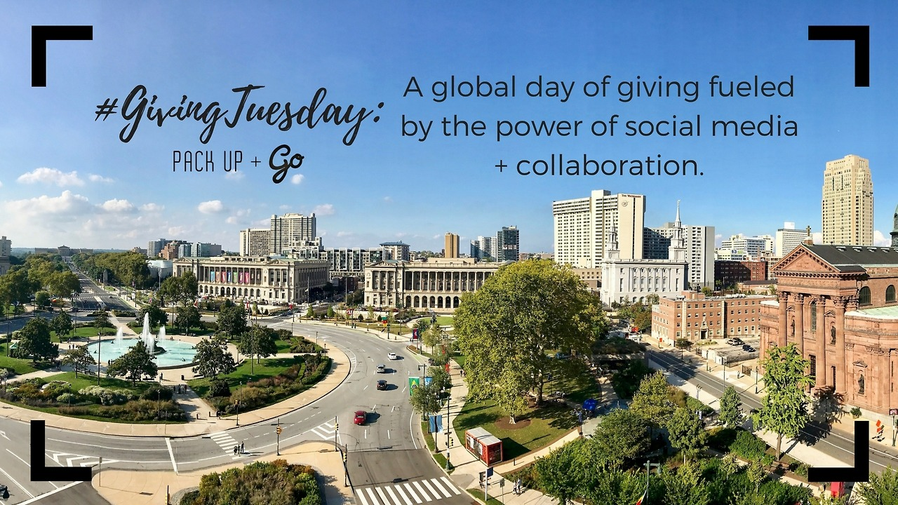 November 28th is  #GivingTuesday !  This year Pack Up + Go will be showing how thankful we are to be able to travel this beautiful country by donating a portion of our profits from trips booked + gift cards purchased on 11/28/2017!  A donation will be made to  The Trust for Public Land  - an organization which works to protect close-to-home parks, particularly in and near cities, where 80 percent of Americans live, so plan your trip and help protect our nation's public parks!  More information on The Trust for Public Land here:  http://bit.ly/TrustforPublicLand