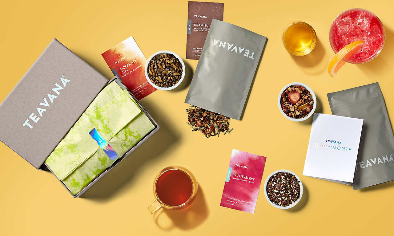 If you didn't have a chance to get away this weekend, try your luck with this sweepstakes competition! We've teamed up with  Teavana  to give away three $4,000 mystery getaways. 5 lucky winners will also receive free Teavana tea for a year. That's 365 days you won't have to live without a hot comforting beverage in your hands! 🍵  Enter here:  https://www.teavana.com/us/en/sweepstakes.html