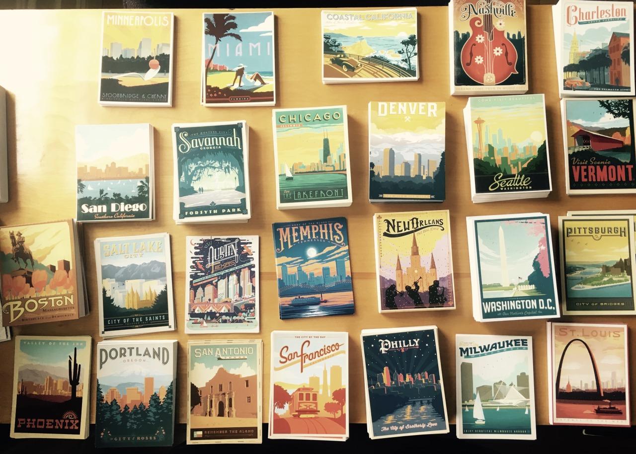 New postcards have arrived!