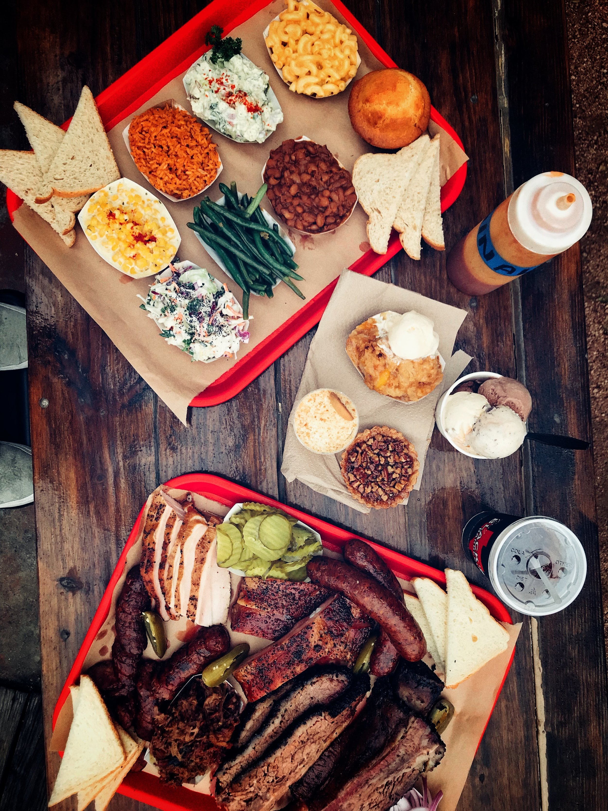 What BBQ spot is your favorite? - With so much good food around the country we're sure we missed a few. Let us know in the comments!