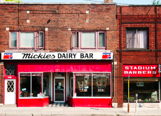 Mickies Dairy Bar - Madison, WI