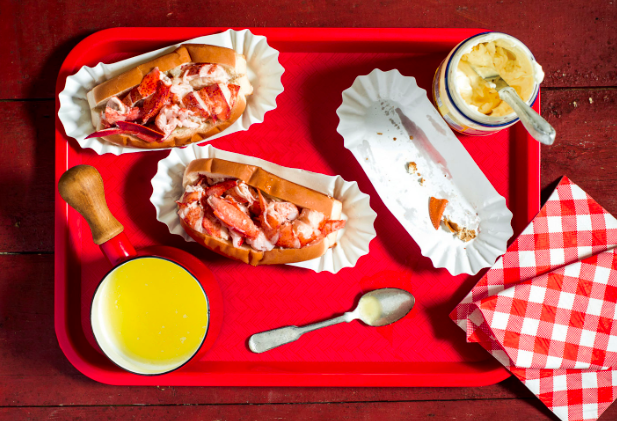 Lobster Roll - Maine