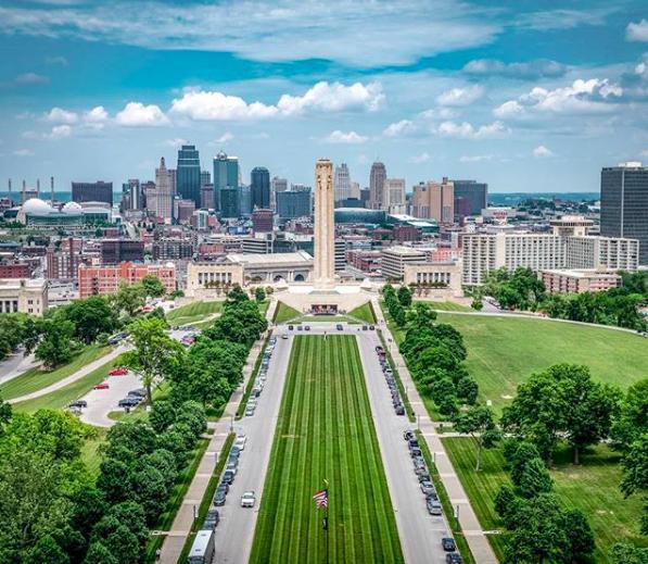 National WWI Museum + Memorial - Kansas City, Missouri