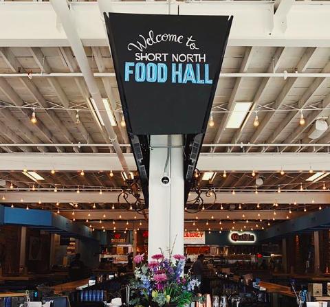 Short North Food Hall - Columbus, Ohio