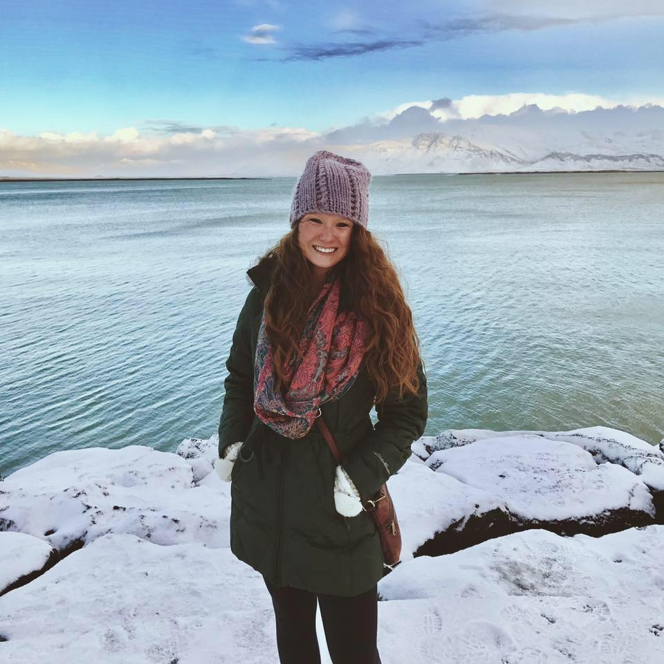 Jennifer in Iceland