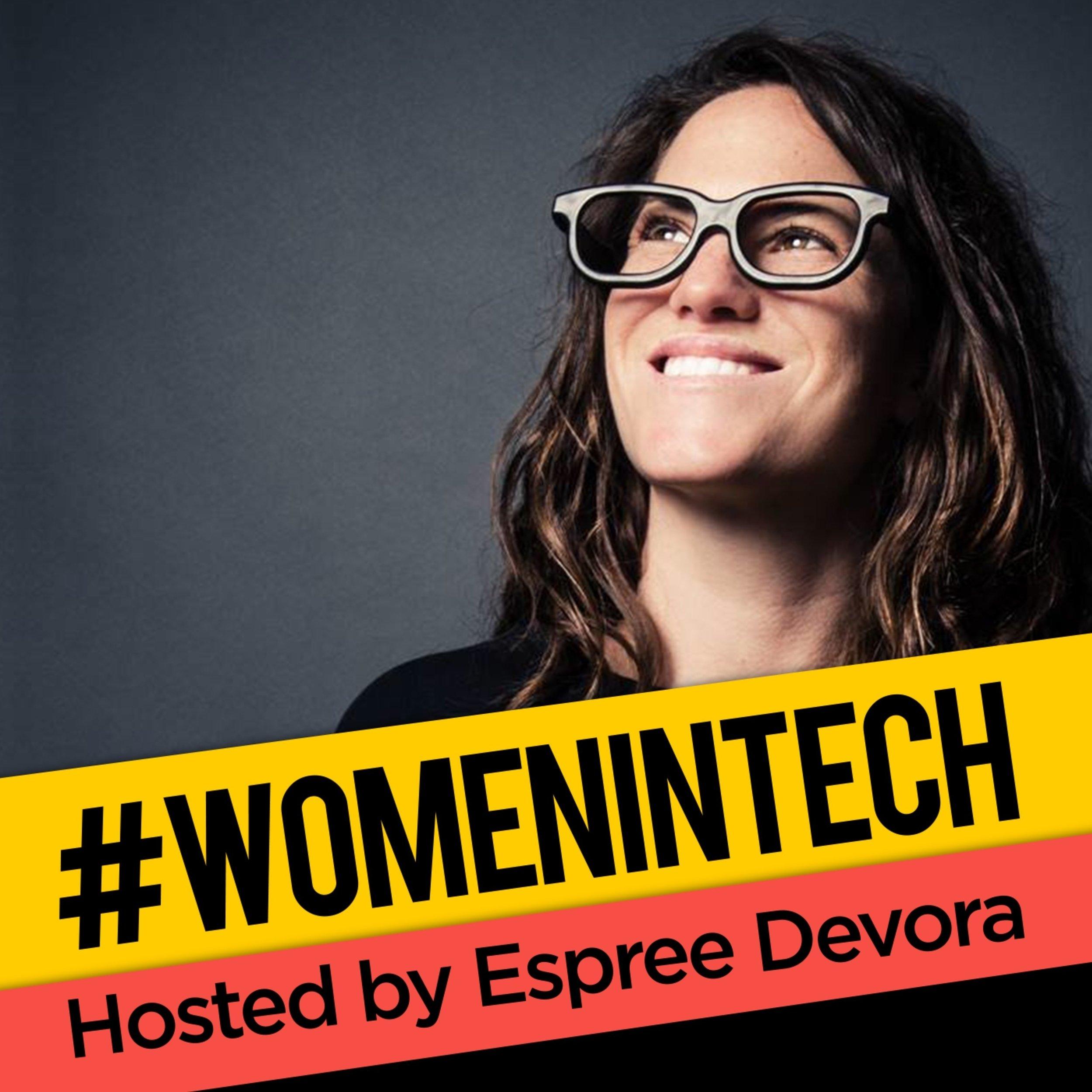 #WomeninTech -