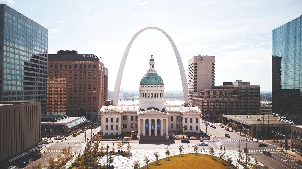 Gateway Arch -