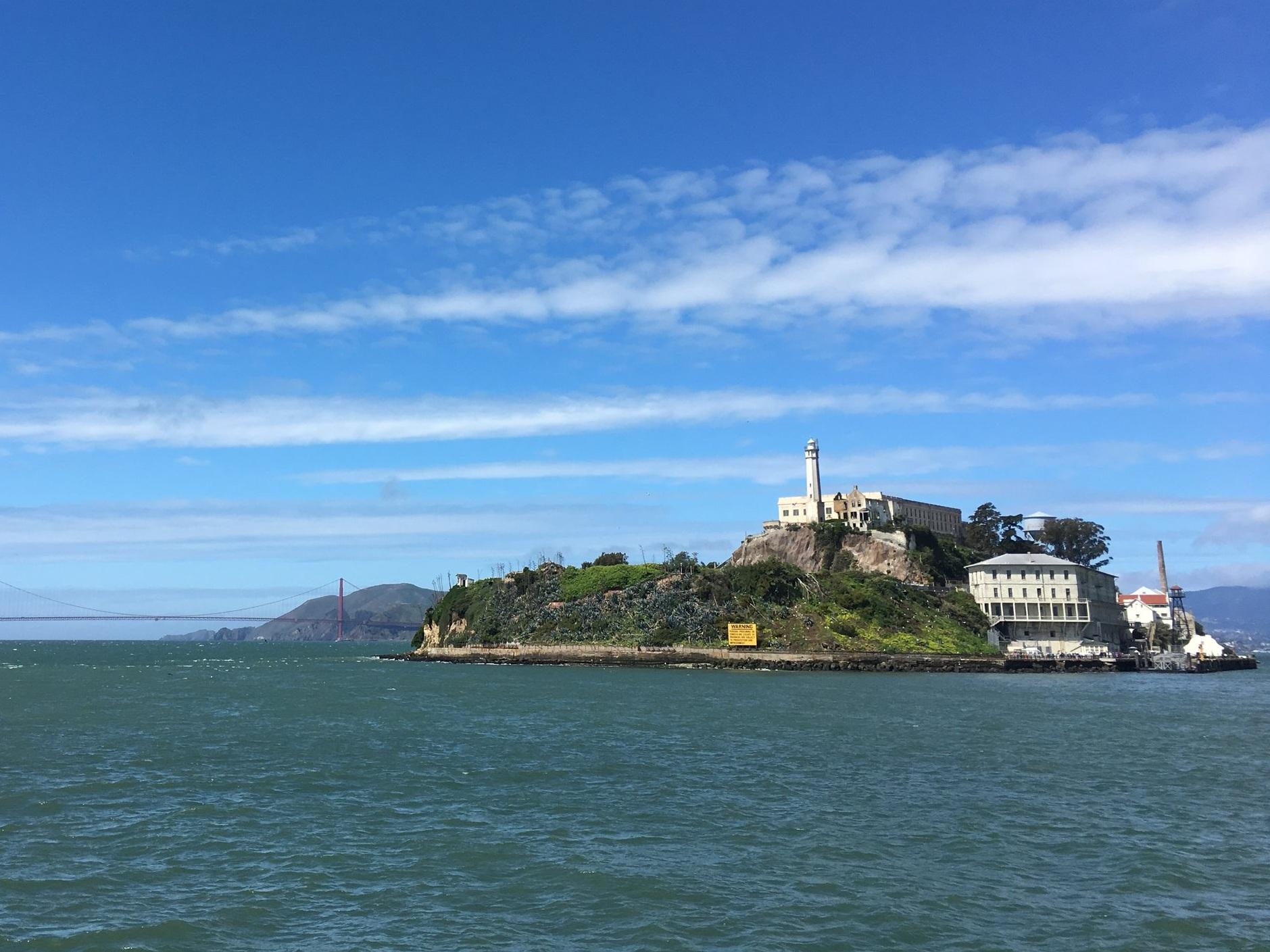 Alcatraz Island -