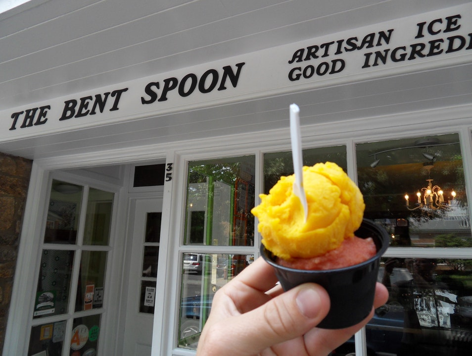 Princeton, NJ - The Bent Spoon