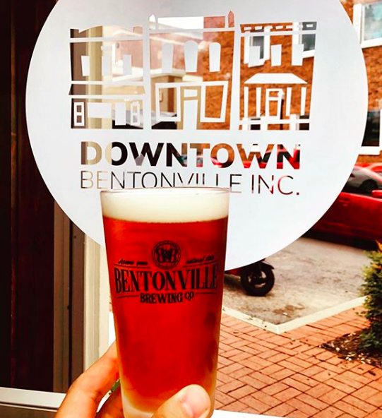 Image courtesy of  Bentonville Brewing Company