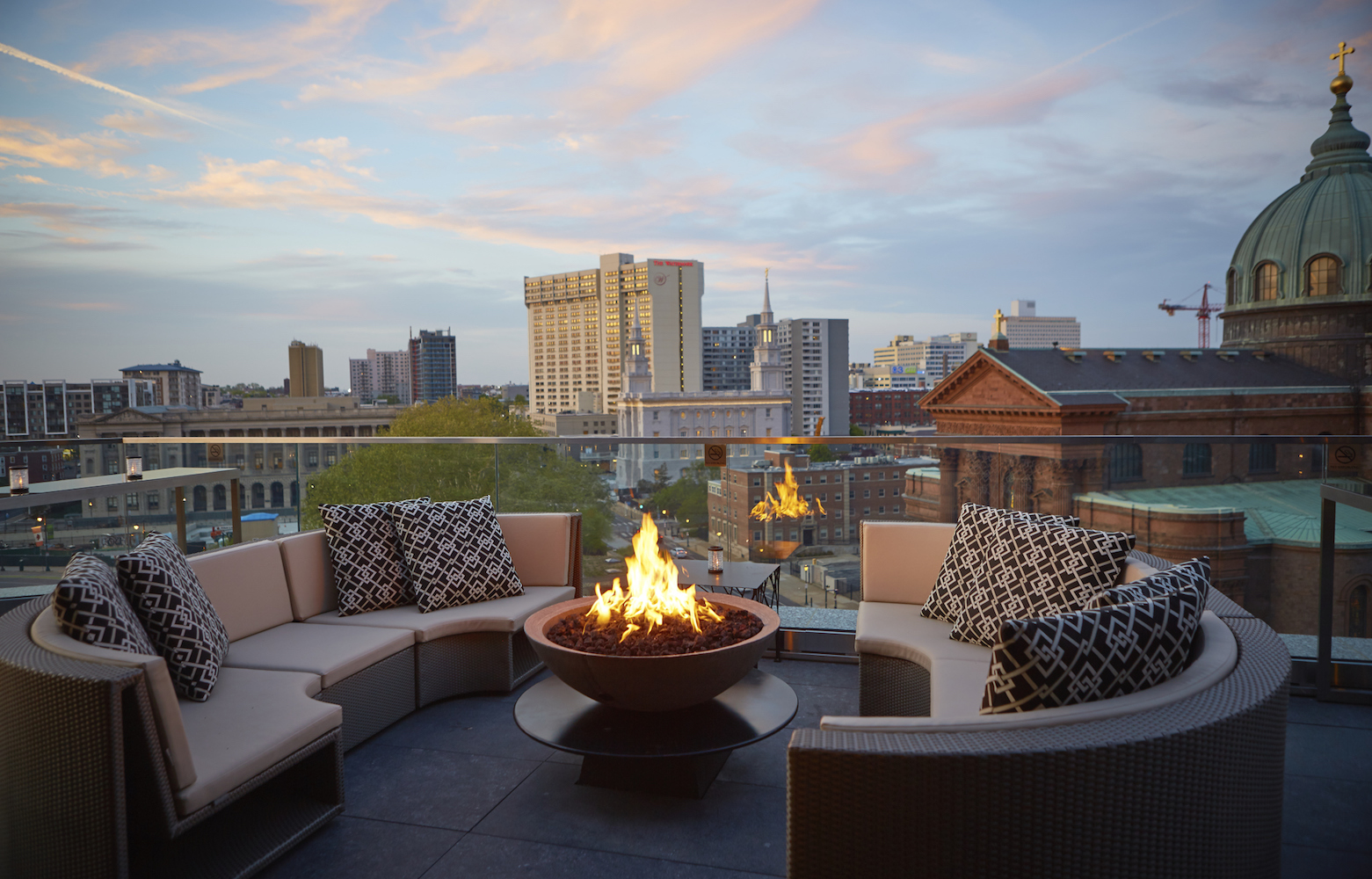 Image Courtesy of  Assembly Rooftop