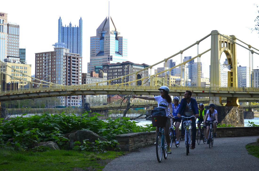 Image Courtesy of  Bike the Burgh Tours