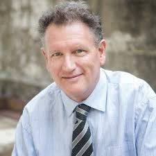 Dr. Steve Barlow, The Change Gym