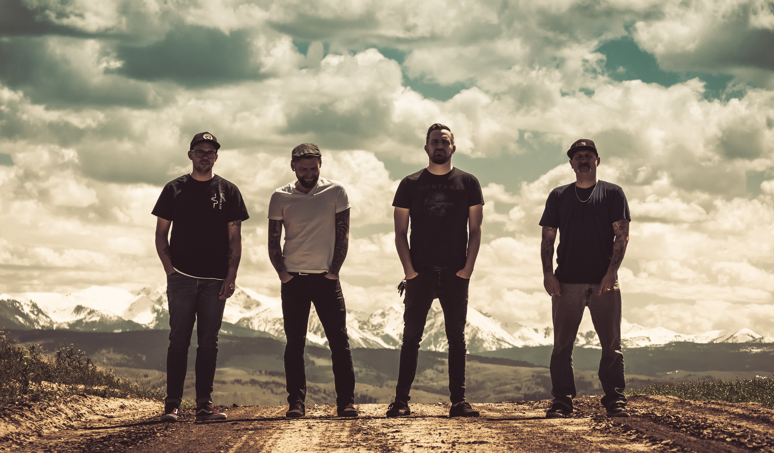 RANGES is an instrumental band from Bozeman, Montana.