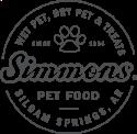 Simmons Pet Food Seal