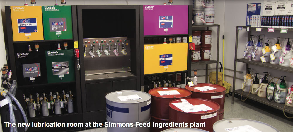 Simmons Feed Ingredients