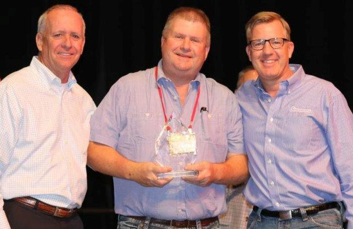 The Poultry Federation recognizes Simmons Foods' James Smith