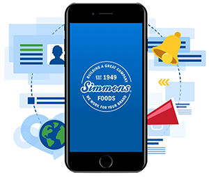 Simmons Foods mySimmons Mobile App