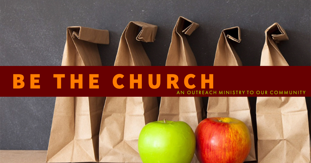 !! Be the Church.jpg