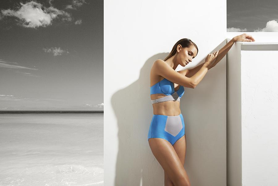 Ore Underwire Highwaisted Bikini Set