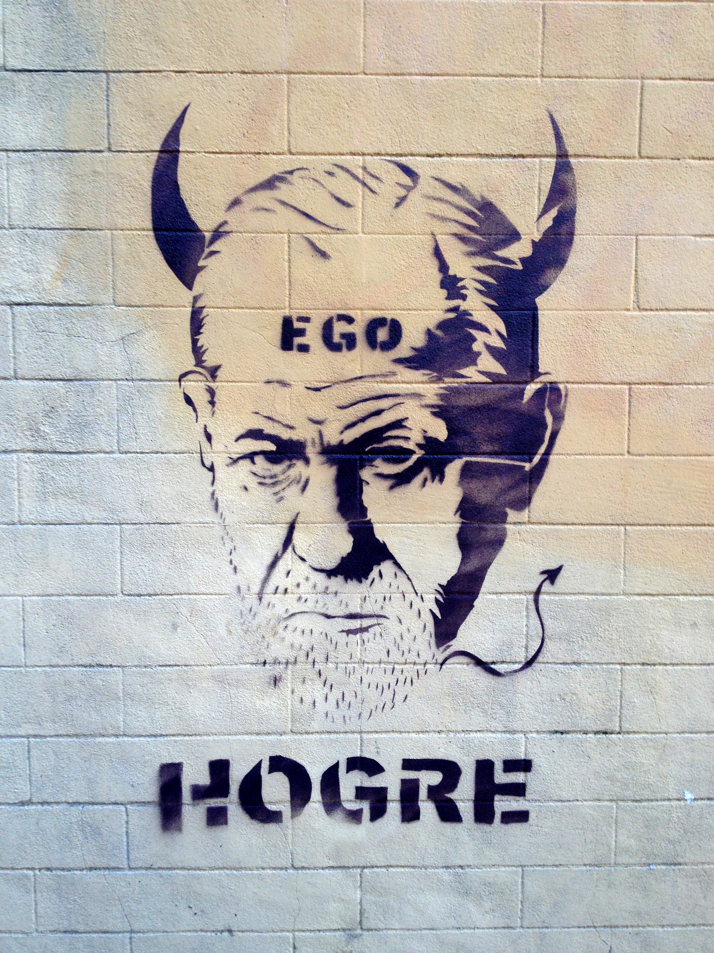 """Sergio is shown this picture from a smartphone. Hogre is the pseudonym of a street artist active in Rome.For more pictures see  here and  here .         0   0   1   Göteborgs universitet   14.0                      Normal   0       21       false   false   false     SV   JA   X-NONE                                                                                                                                                                                                                                                                                                                                                                               /* Style Definitions */ table.MsoNormalTable {mso-style-name:""""Normal tabell""""; mso-tstyle-rowband-size:0; mso-tstyle-colband-size:0; mso-style-noshow:yes; mso-style-priority:99; mso-style-parent:""""""""; mso-padding-alt:0cm 5.4pt 0cm 5.4pt; mso-para-margin:0cm; mso-para-margin-bottom:.0001pt; mso-pagination:widow-orphan; font-size:10.0pt; font-family:""""Times New Roman"""";}"""