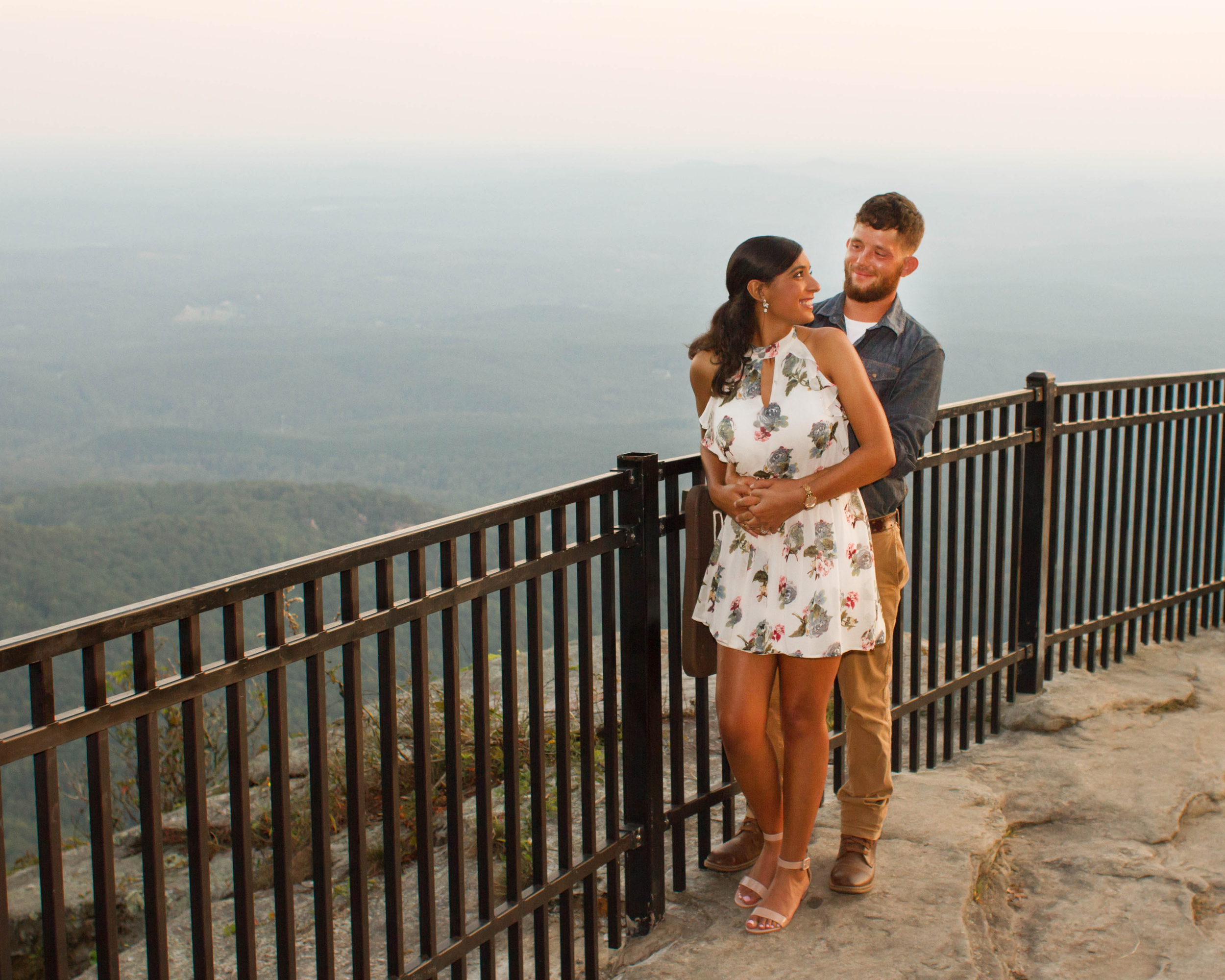 Sierra and Remington Engagement Caesars Head-63.png