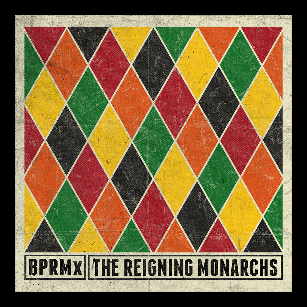 REIGNING MONARCHS Buddy Peace Remix