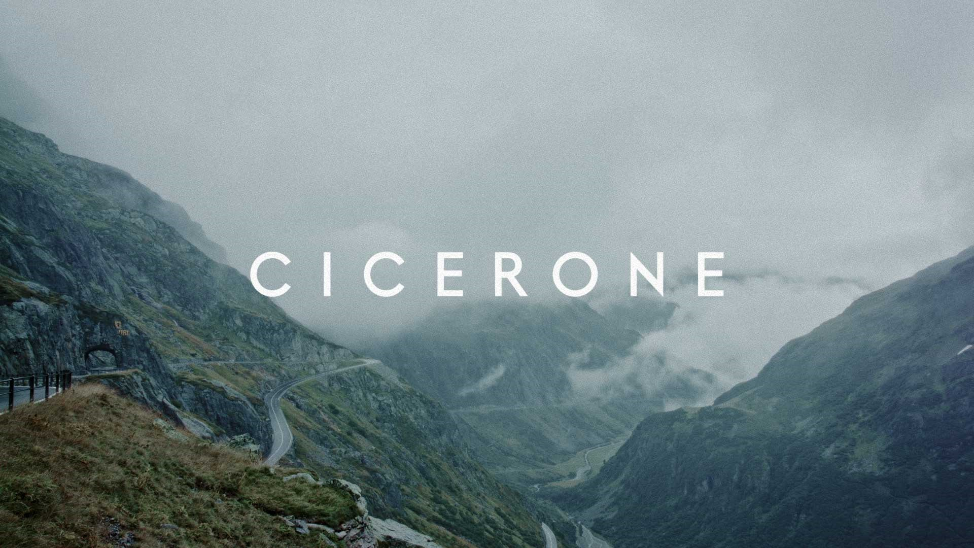 Andy - Cicerone