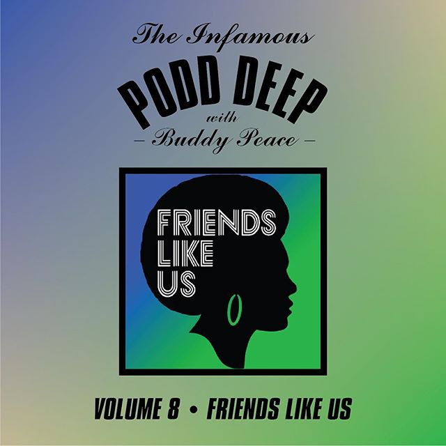 PODD DEEP • v8 now up! I just fired up my podcast blog which I call 'Podd Deep', over at buddypeace.com - it's a humble little blog, courteous and polite in nature but stout in poise, and I hope you enjoy. Some real killer recommendations if I may say so, and definitely a good amount to add to your listening agendas. I'll aim to keep it as weekly as possible as it was originally, so I hope there are some goodies in there for you to peep either right now or in the fullness of time. There's a link in my bio too so have a look! Hope you like X —^^^—^^^— #podcast #blog #buddypeace #podddeep