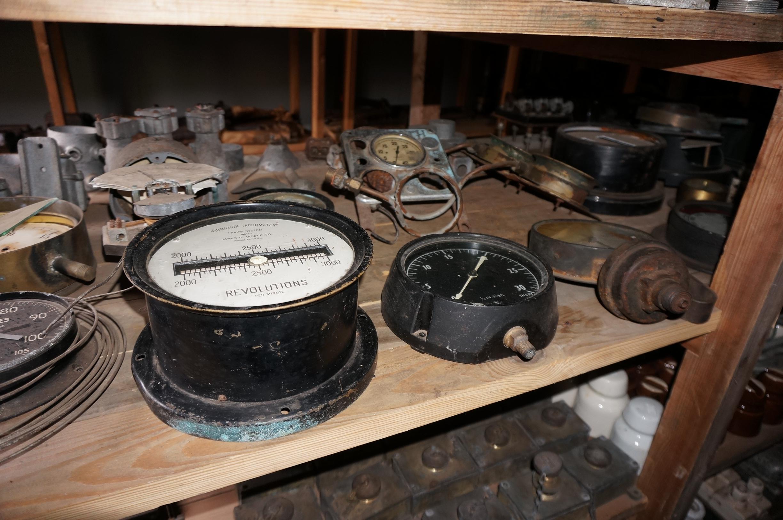 Fishing machine museum