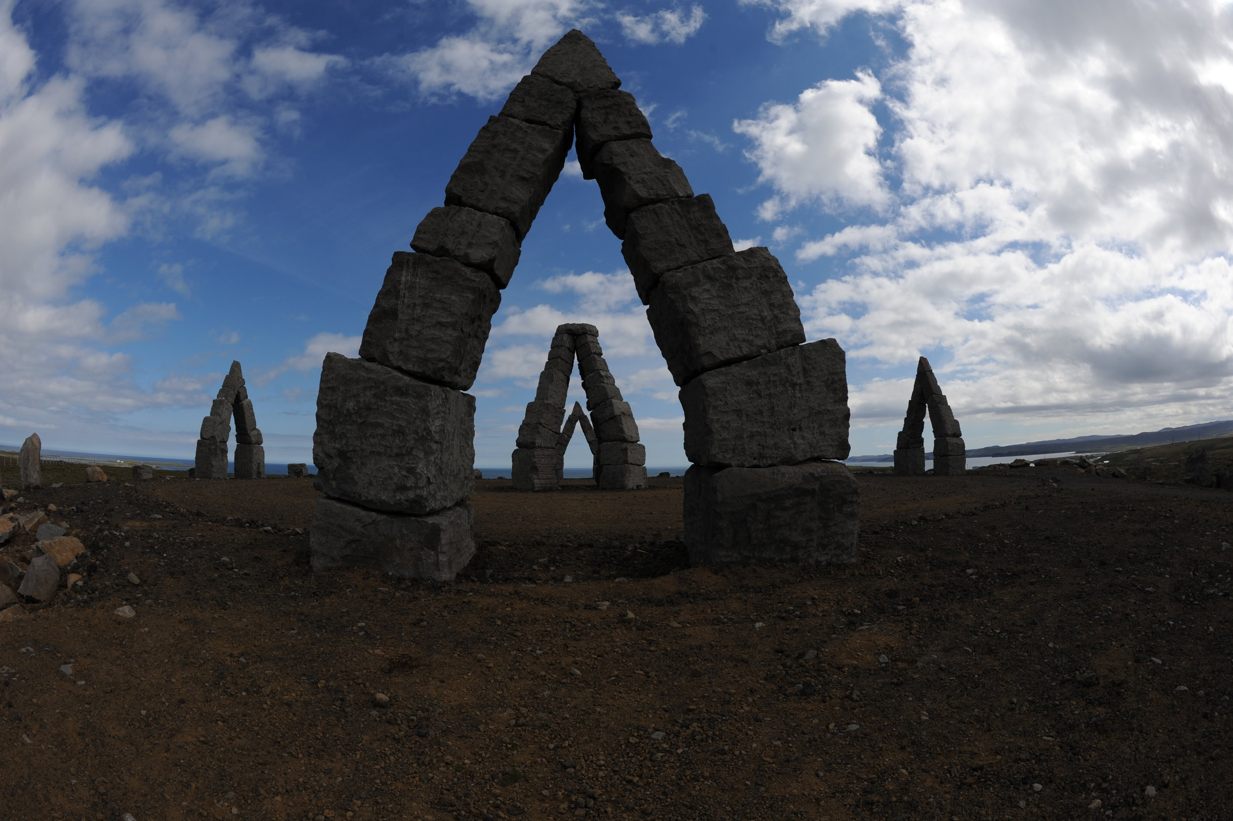 The Stonehenge of the North