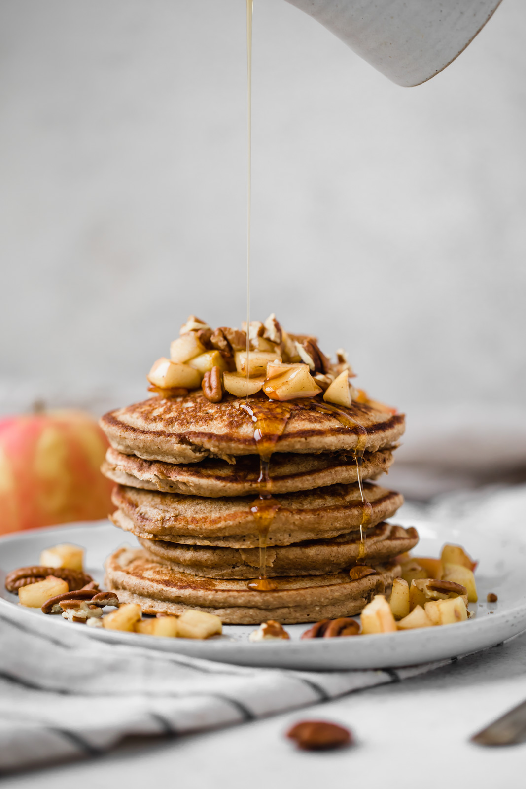 Meal Prep Monday: Apple Pancakes from