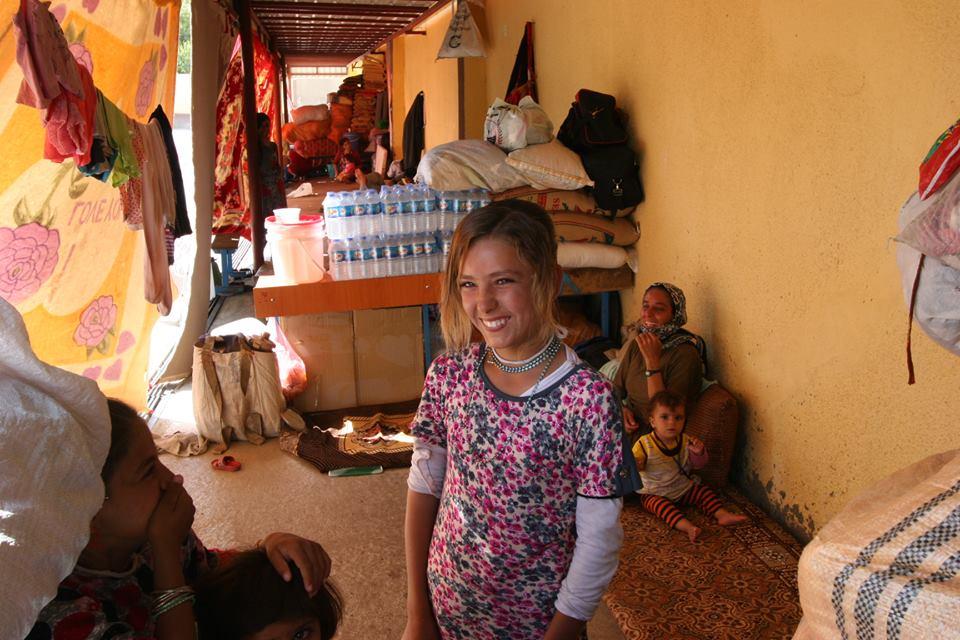 Yezidi Girl