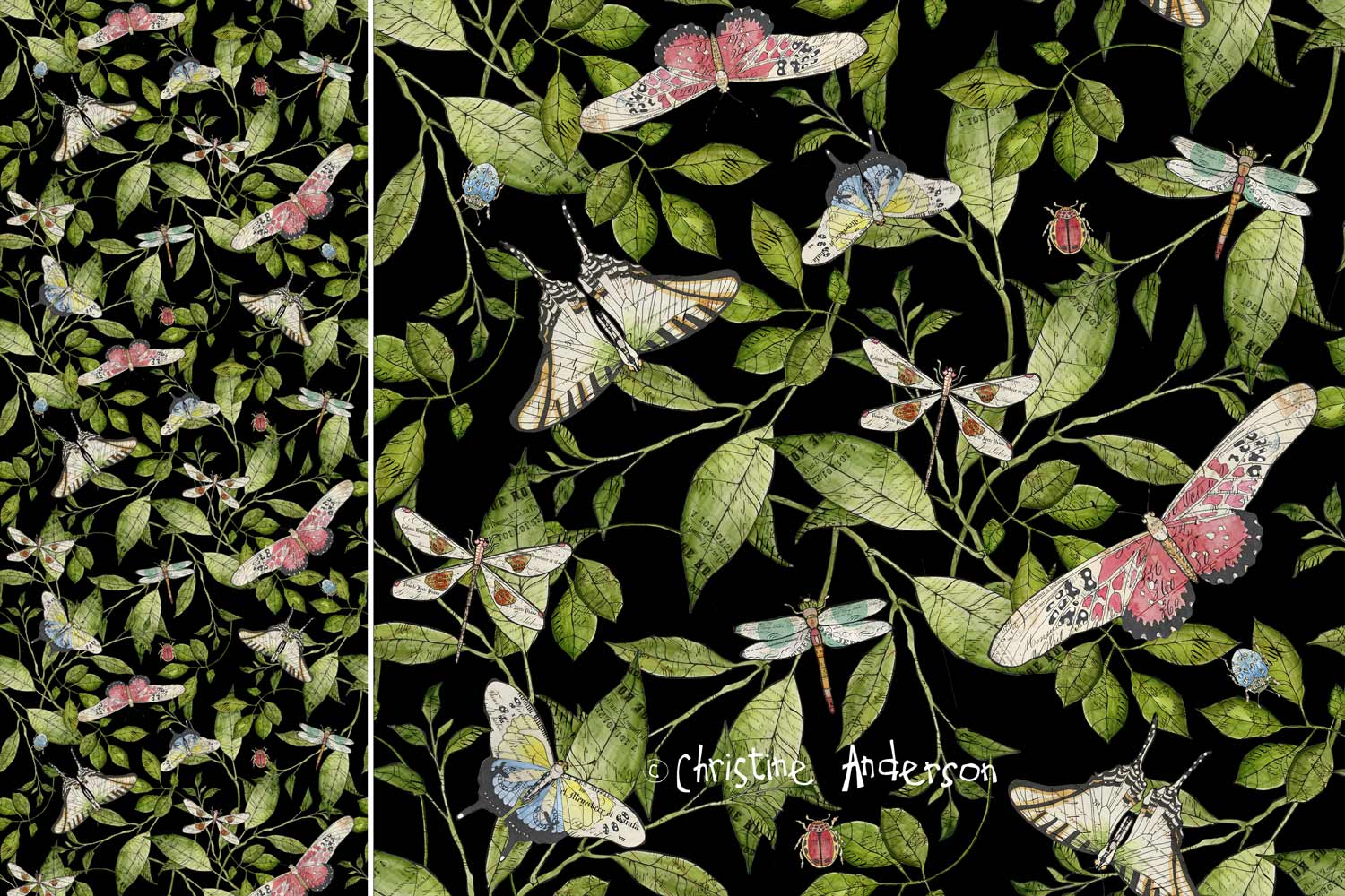 black-leaves-and-butterfly-patternand-tile.jpg