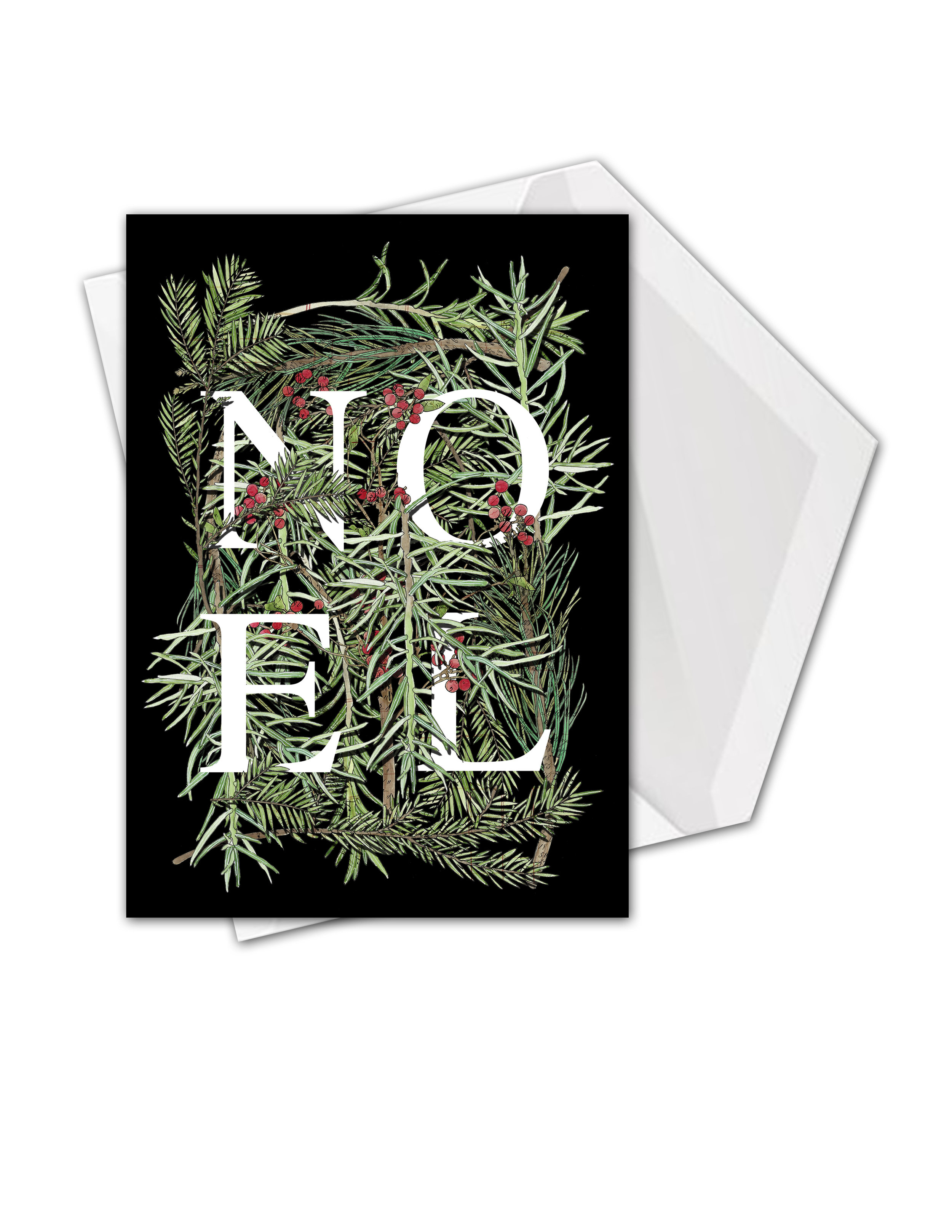 CA Evergreens with big word NOEL card mock.jpg