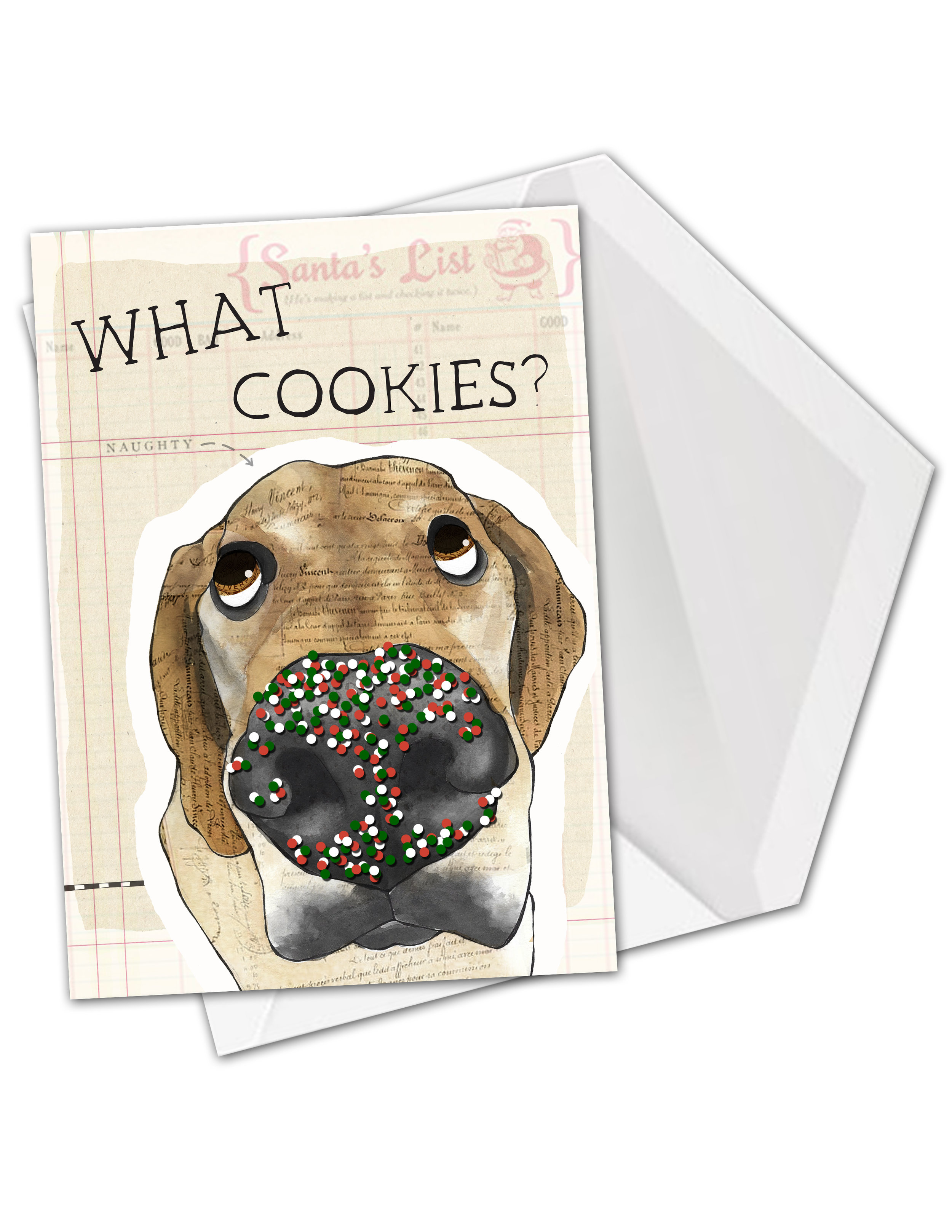 CA Feliz naughty Dog with sprinkles card mock.jpg