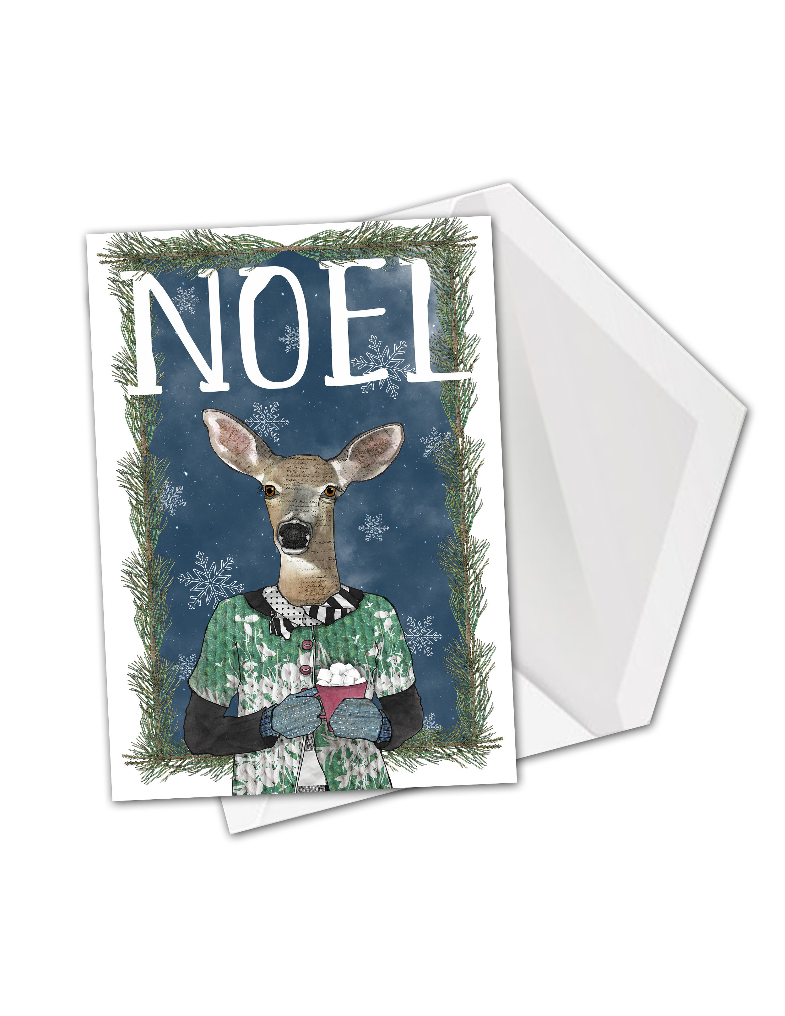 Deer NOEL card mock.jpg