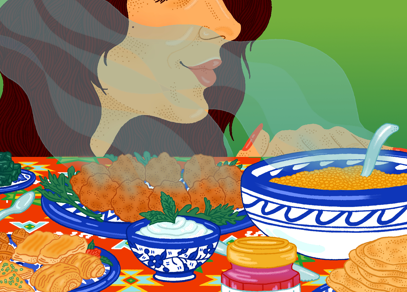 Armenian Smorsgasbord