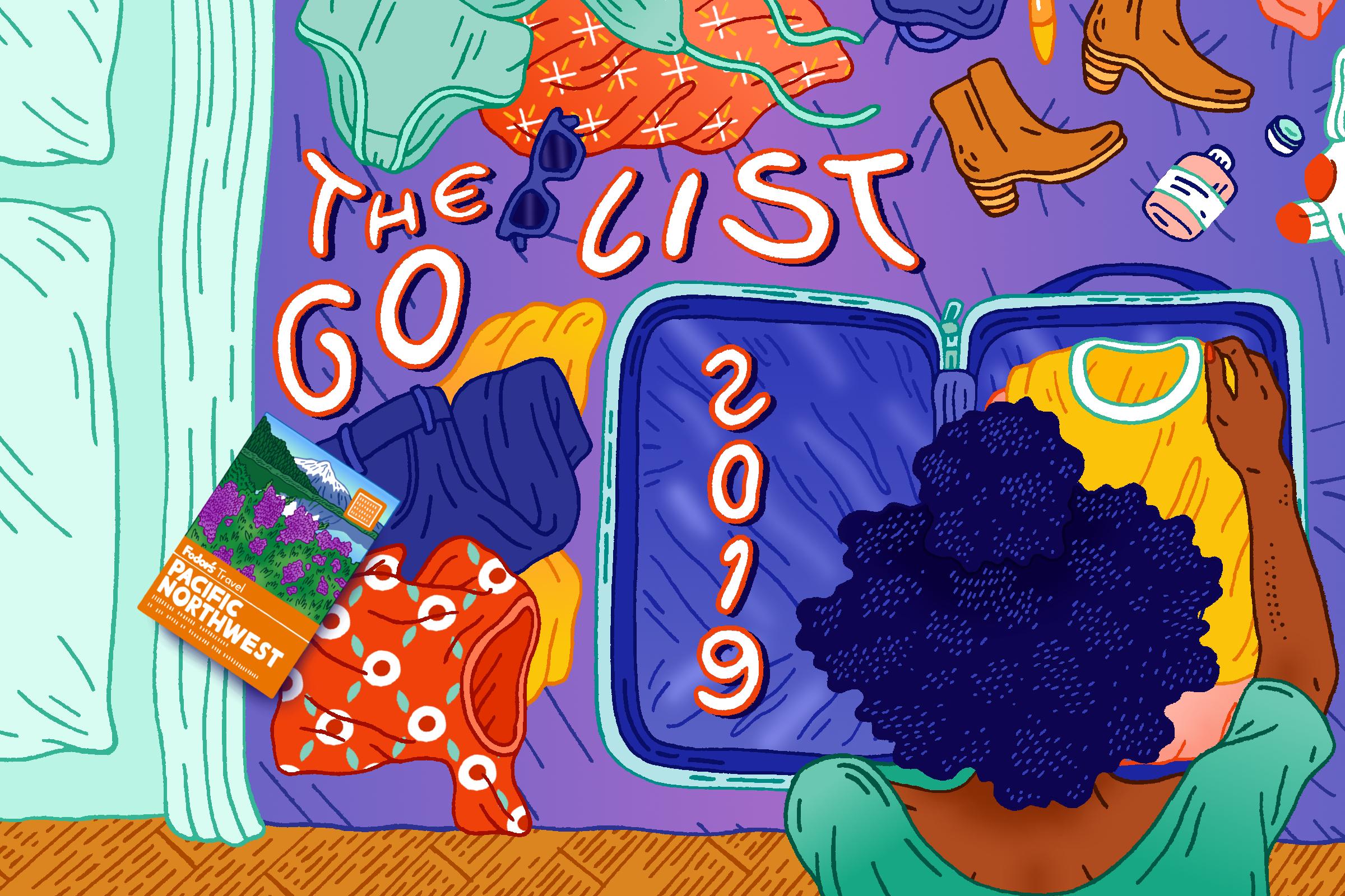 Go List 2019