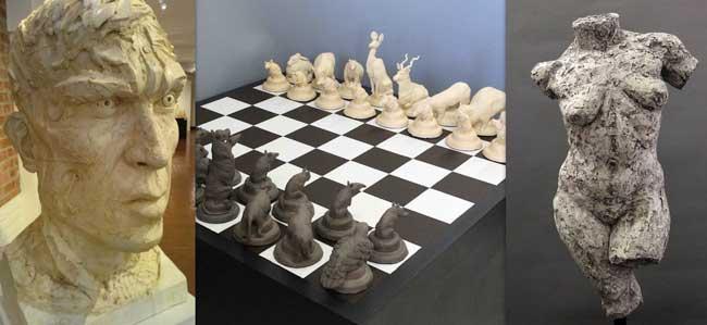 Academy of Art Sculpture Gallery