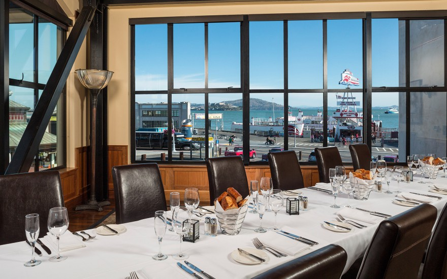 Restaurant Bar Venues Fisherman S Wharf San Francisco