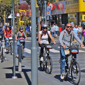 Bike, Seqway & GoCar Tours