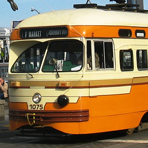 Street Cars & Transit